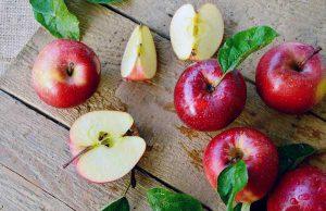 پخت کوکی با سیب