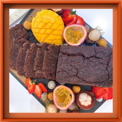 رسپی کیک کدو حلوایی و شکلات